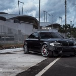 Pure Passion // BMW 1M on HRE