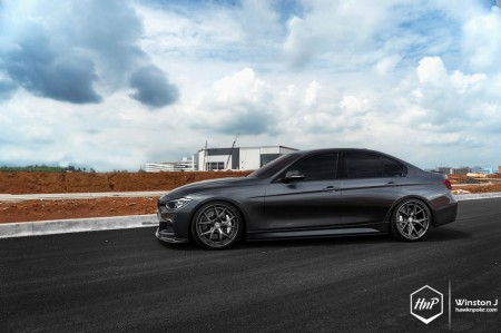 335hre-03 (Solid Performer // BMW F30 335i on HRE)