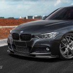 Solid Performer // BMW F30 335i on HRE