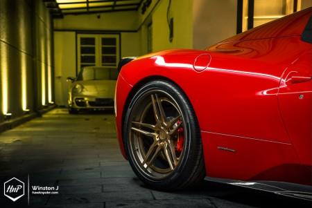 458adv1gold-10 (Artisan // Novitec Rosso Ferrari 458 Spider on ADV.1)