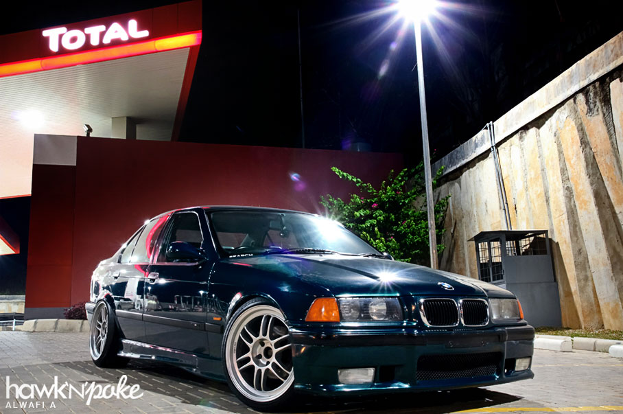 Stance Off E36 Duo