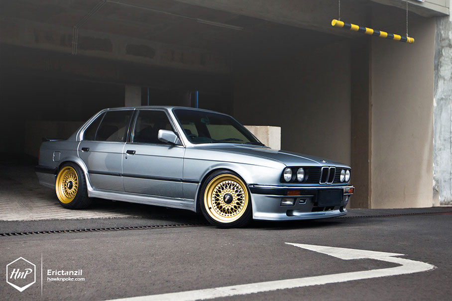 Mr Rare Rims E30 On Bbs
