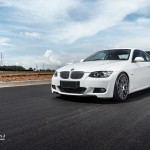 Motorsports Tribute // BMW E92 3-Series Coupe on BBS