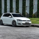 One Hot Shot // Golf MK7 on ADV.1