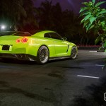 Invisible Spectrum // Nissan GT-R on BBS