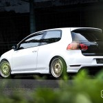 Performance Blueprint // Garrett-swapped GTI on HRE Vintage