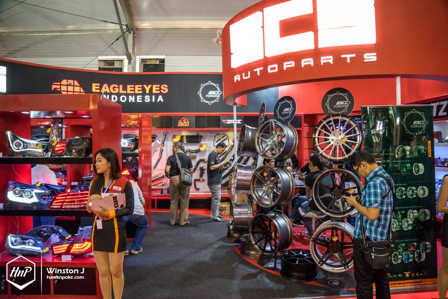 Indonesia International Motor Show 2014 // Photo Coverage