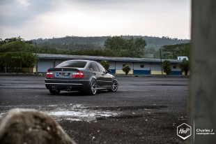 iwane46m3-04 (Going Upstream // Iwan's M3 Swapped E46 on HRE)