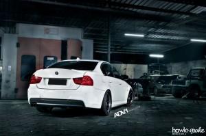 kemase90-03 (White Point // ADV.1 BMW E90)