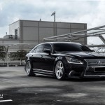 Flagship Reborn // Lexus LS460L on ADV.1