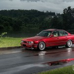 Greatness Within // BMW M5 E34 on BBS