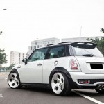 Beauty in Subtlety // MINI Cooper S on Rotiform