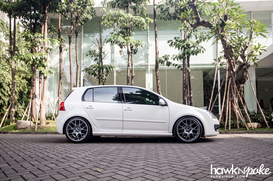 permaisuri thursday gti mkv on bbs ch r. Black Bedroom Furniture Sets. Home Design Ideas