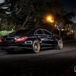 Night Tricks // CLS63 AMG on ADV.1