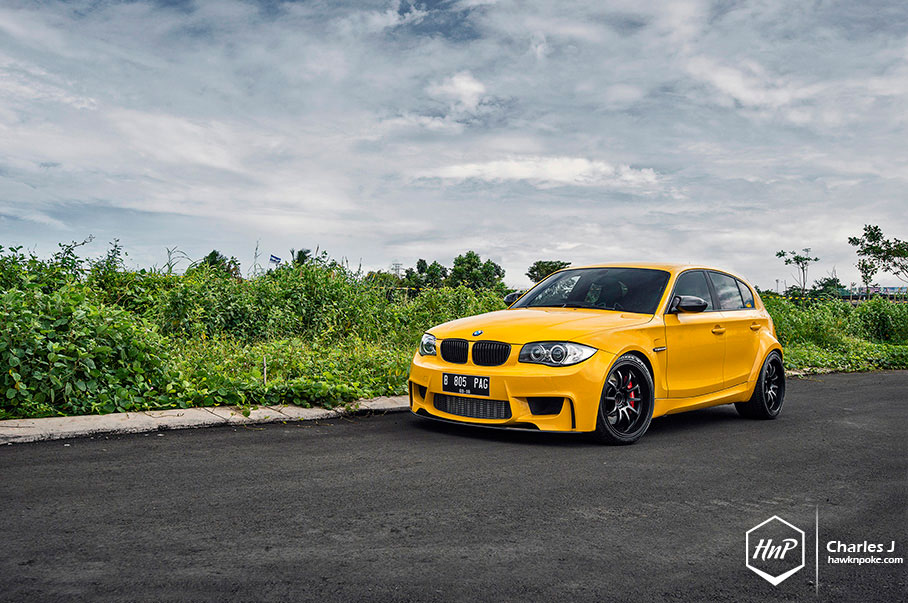 BMW 1M Hatchback