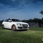Unheard, Uncommon // Audi Q5 on Rotifom