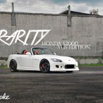 Rarity // S2000 VGS Edition on Enkei