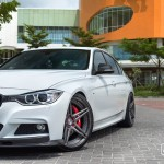 Lights & Flashes // Uut's BMW 335i F30 on ADV.1