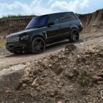 Stone to Gem // Range Rover on ADV.1