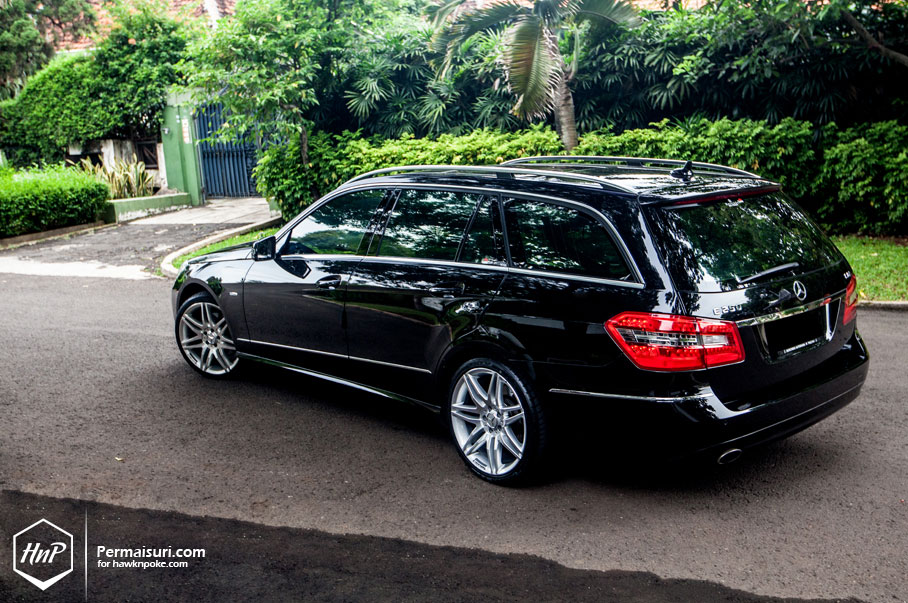 Permaisuri Thursday S212 Wagon On Amg Wheels