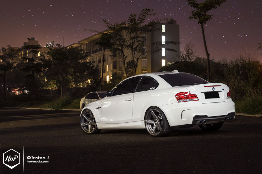 Frankencoupe Bmw 1m Coupe On Adv 1