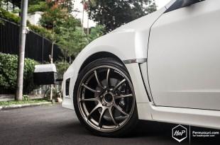 wrxadvan-01 (Permaisuri Thursday // Subaru WRX STI on Advan)