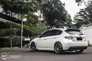 wrxadvan-06 (Permaisuri Thursday // Subaru WRX STI on Advan)