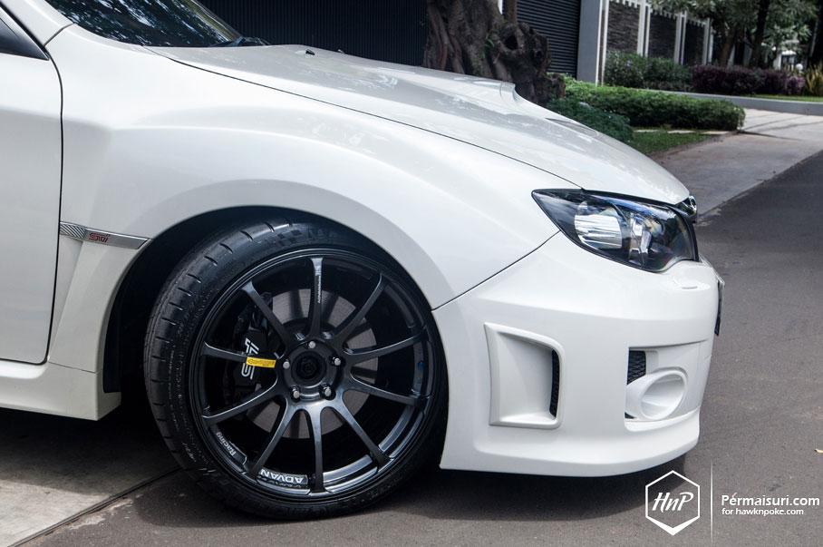 Bmw Recommended Oil >> Permaisuri Thursday // Subaru Impreza WRX STI on Advan